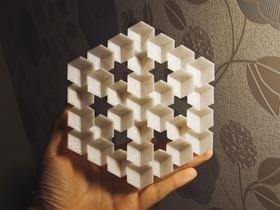 幻觉的艺术:是方块儿还是三角形?